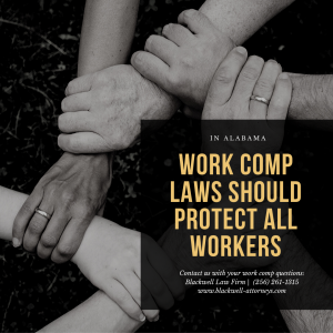 Alabama Workers Compensation Attorneys
