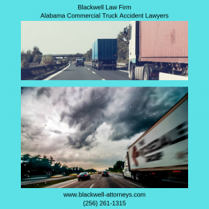 Alabama Truck Accident Lawyers At Blackwell Law Firm