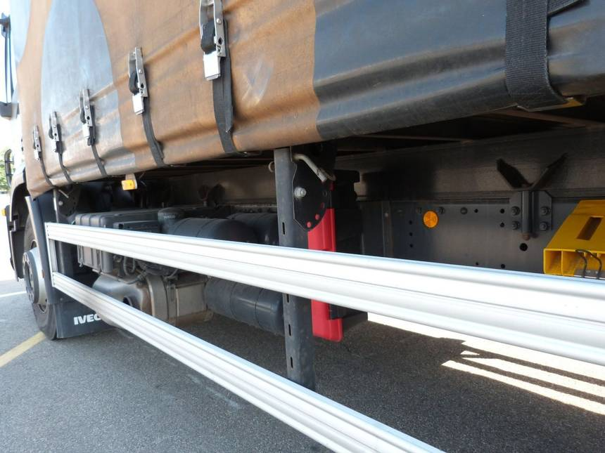 Will Congress Require Safety Side Guards On Large Trucks?